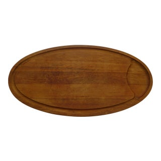 Dansk Danish Modern Cutting Board