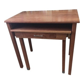 Mission Style Nesting Writing Desk - A Pair