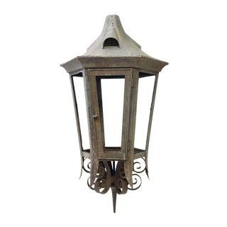 Vintage Exterior Lantern