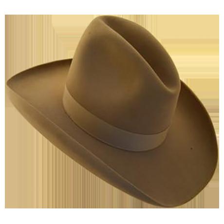"Vintage ""Ten Gallon"" Cowboy Hat | Chairish 10 Gallon Cowboy Hat Front"