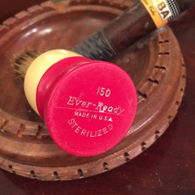 Vintage Shaving Cream Brush - Image 4 of 4