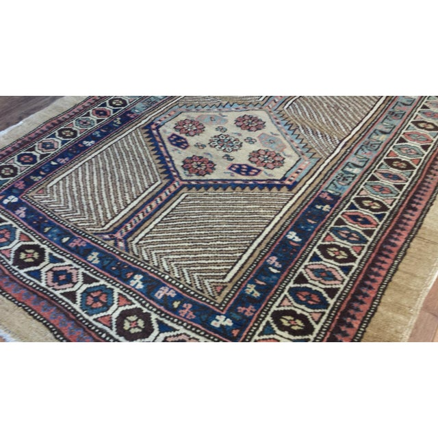 Vintage North West Persian Hall Runner - Image 3 of 5
