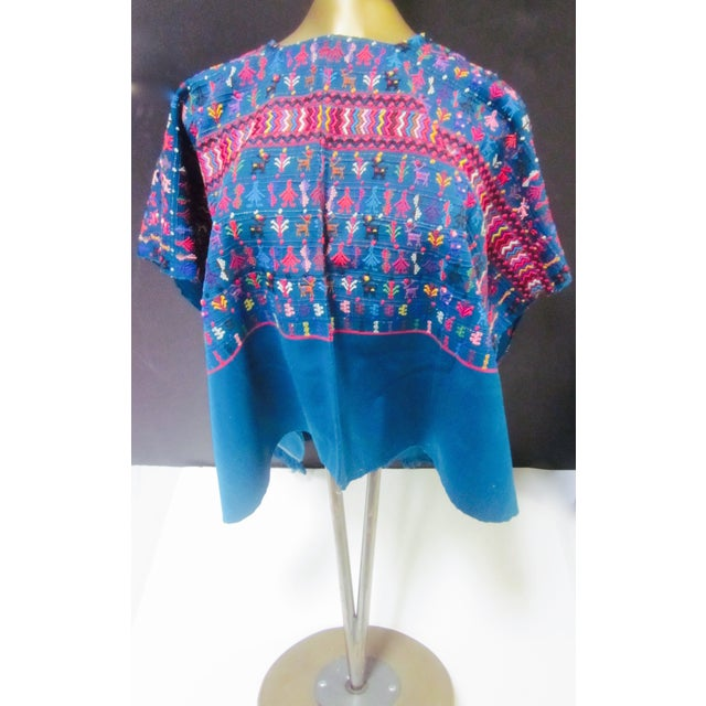 Image of Guatemalan Boho Chic Fabric Textile