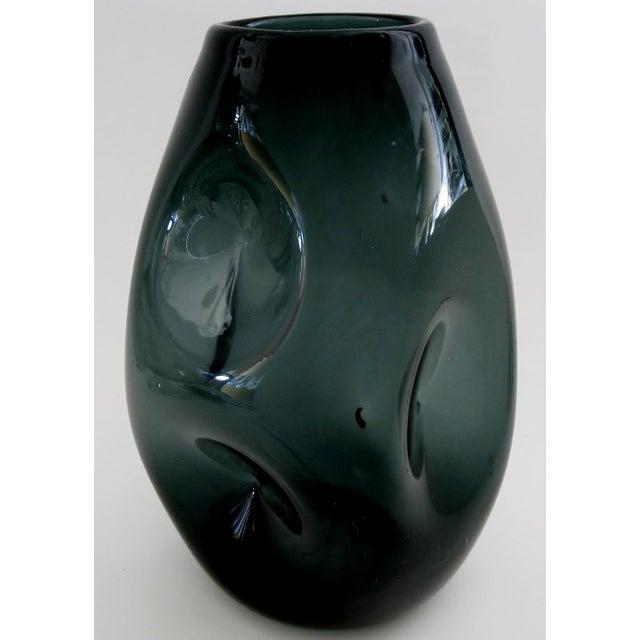 Vintage 1950 S Blenko Glass Vase Chairish