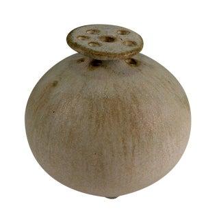 Studio Pottery Pod Vase