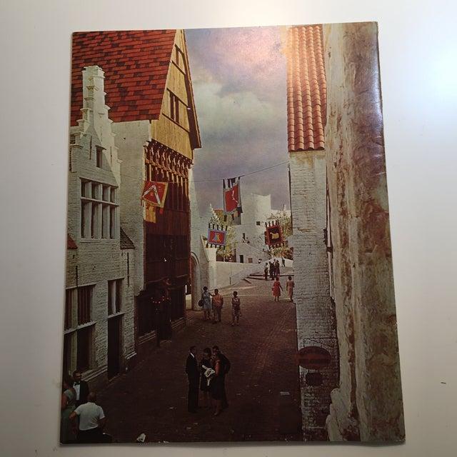 Image of 1964 World's Fair Belgian Village Book