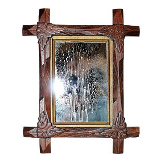 Antique American Mirror