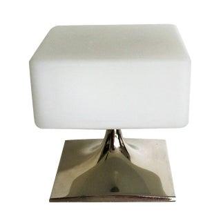 Mid-Century Square Laurel Lamp