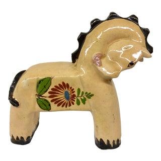 1950's Mexico Ceramic Horse