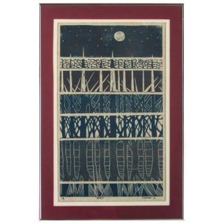 Roots Limited Edition Print by M. Daucher, 1975