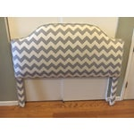 Image of Queen Size Upholstered Headboard
