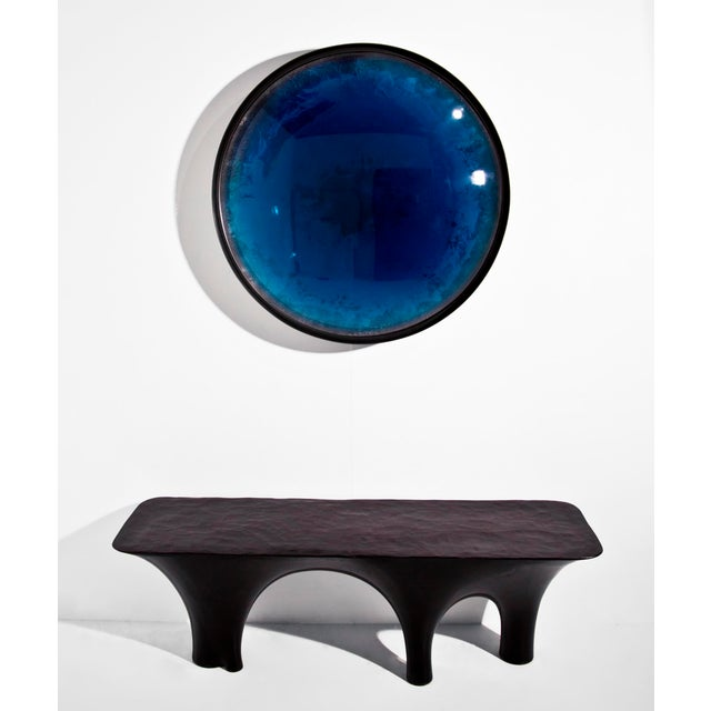 Customizable Ionian Iris - Convex Mirror by Tom Palmer - Image 10 of 11