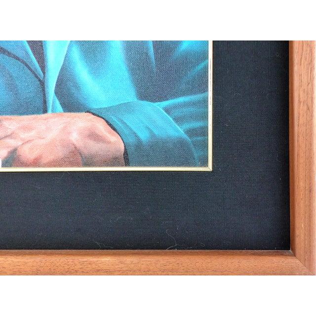 Southwestern Portrait by Jeff St. John - Image 7 of 10