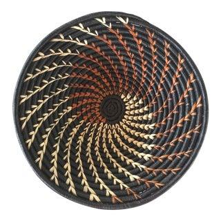 Rustic African Basket
