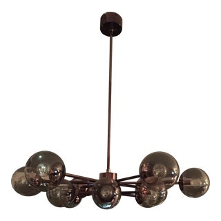 Karrington Metal Pendant Chandelier