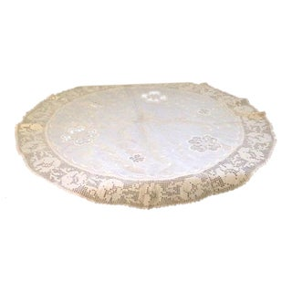 Vintage Doily Table Linen