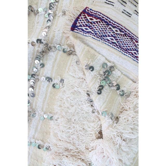 Image of Vintage Handira Wedding Blanket