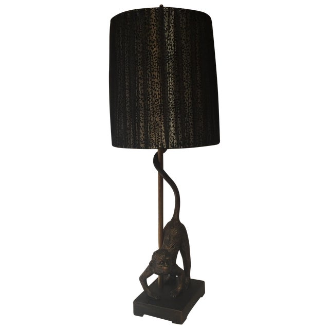 Monkey Business Table Lamp - Image 1 of 11