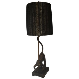 Monkey Business Table Lamp