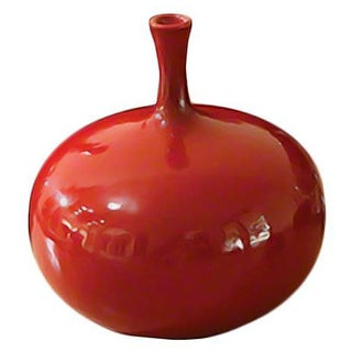 Global Views Small Tomato Vase