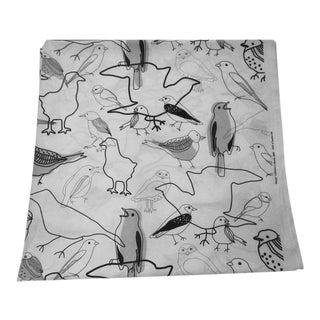 Modernist Bird Fabric