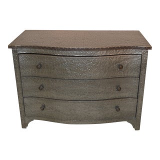 Noir Metal Chest