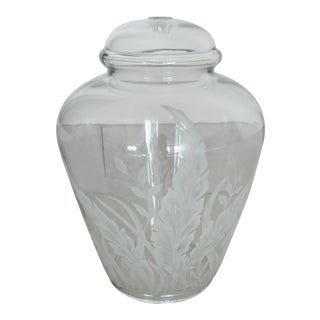 Contemporary Bottomless Candle Vase