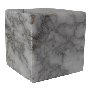 Marble Cube Desk Accessory