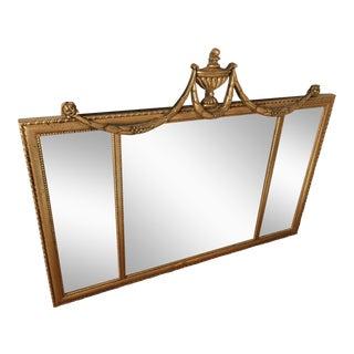 Ethan Allen Gold Mirror
