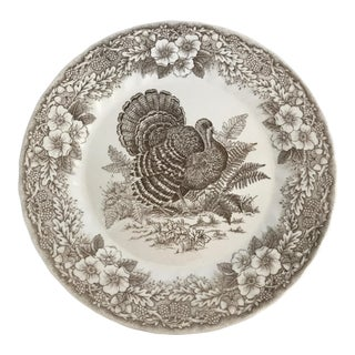 Myott Thanksgiving Ceramic Platter
