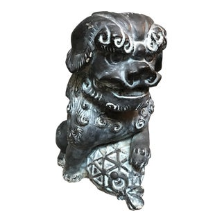 Cement Foo Dog Statue