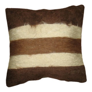 Mohair Kilim Rug Pillow