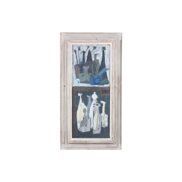 Mid-Century Impressionist Painting By Thiderman - Image 1 of 3