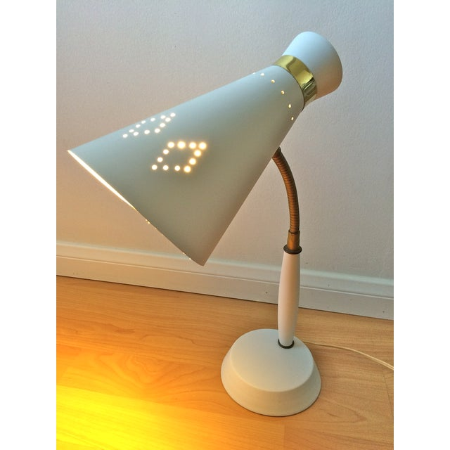 Mid-Century Bullet Lamp - Image 8 of 8