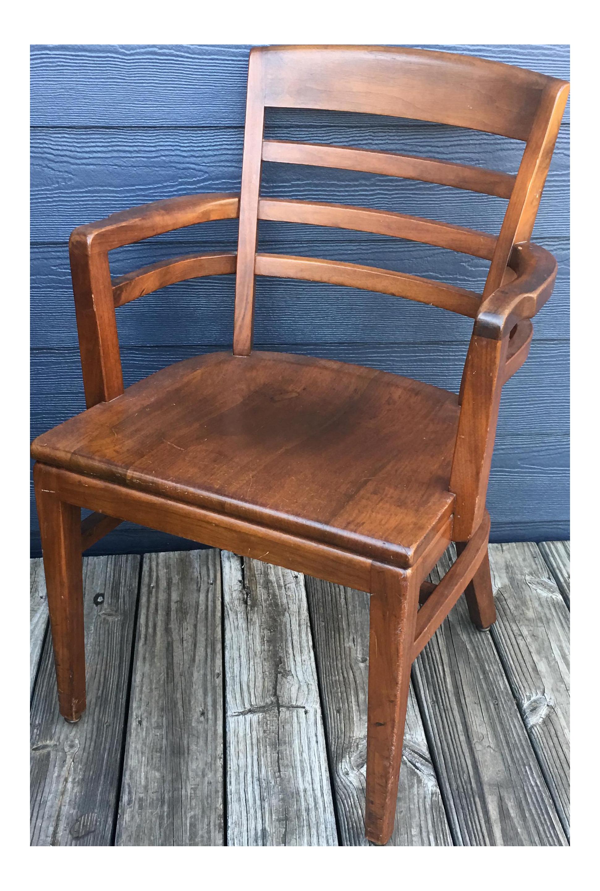 VintageUsed Gunlocke FurnitureChairish
