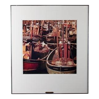 "Gary San Pietro ""Seahouses"" Photograph"