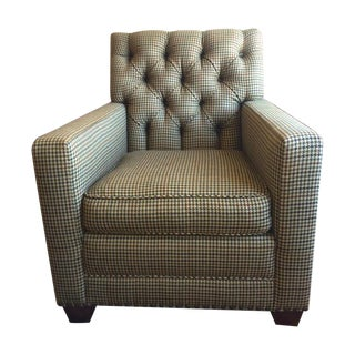 New Upholstery English Library Club Chair
