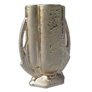 McCoy 24ct Gold Vase
