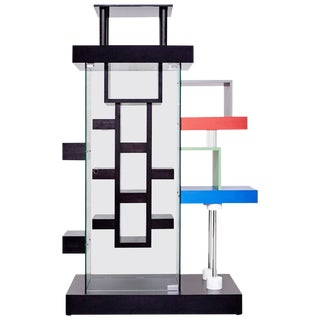 "Ettore Sottsass ""Coming Back from Madras"" Vitrine"