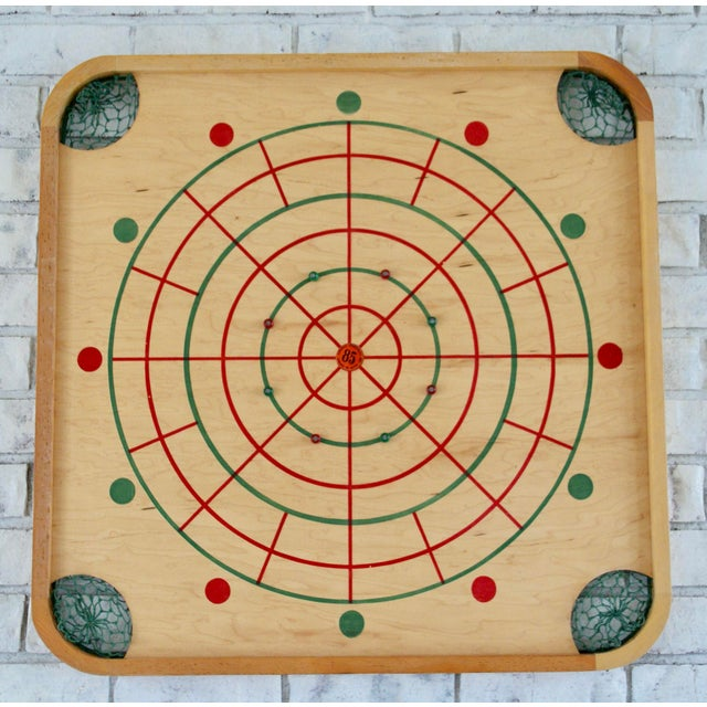 Vintage Mid-Century Game Board - Image 2 of 6
