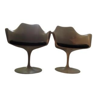 Eero Saarinen Knoll Tulip Chairs - A Pair
