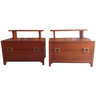 j.l. George Asian Chests - Pair