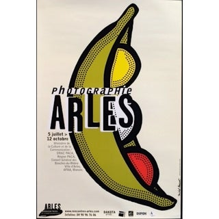 Michel Bouvet Festival Poster/Peapod