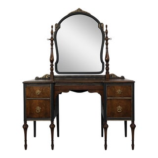 Gorgeous Berkey & Gay Vanity With Mirror