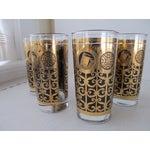 Image of Midcentury Highball Glasses - Set of 4