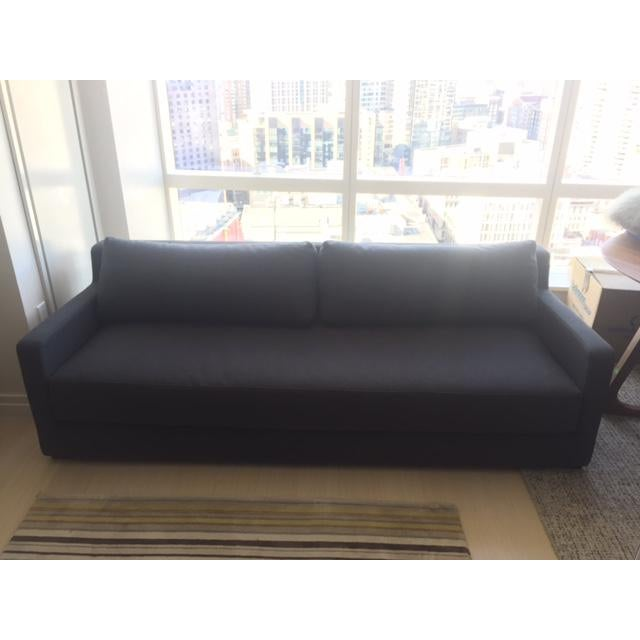 Image of Gus Modern Grey Sleeper Couch