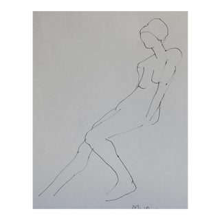 Original Figurative Drawing