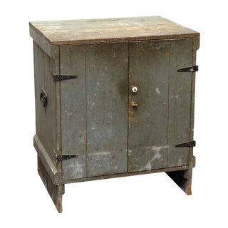 Antique Tool Cabinet