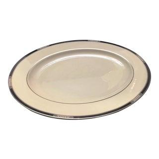 Lenox Hancock Platinum Serving Plate