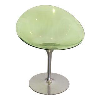 Kartell Eros Plastic Swivel Chair